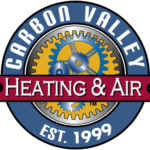 Carbon Valley Heating and Air logo.