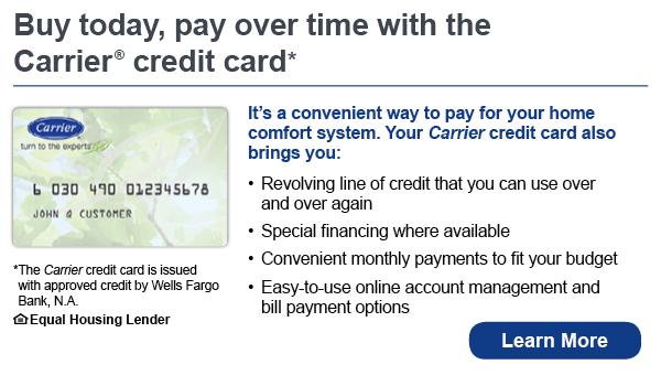carrier card