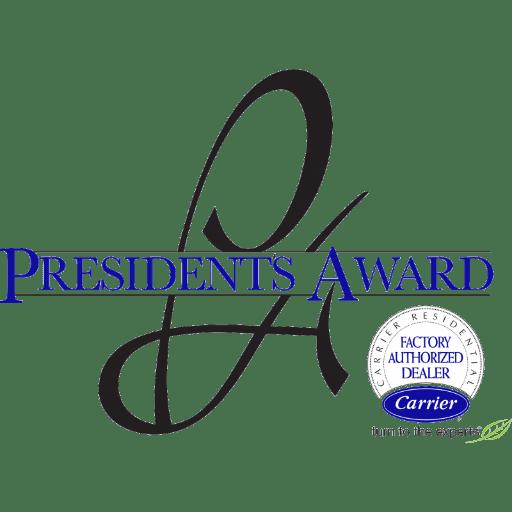 carrier-presidents-award