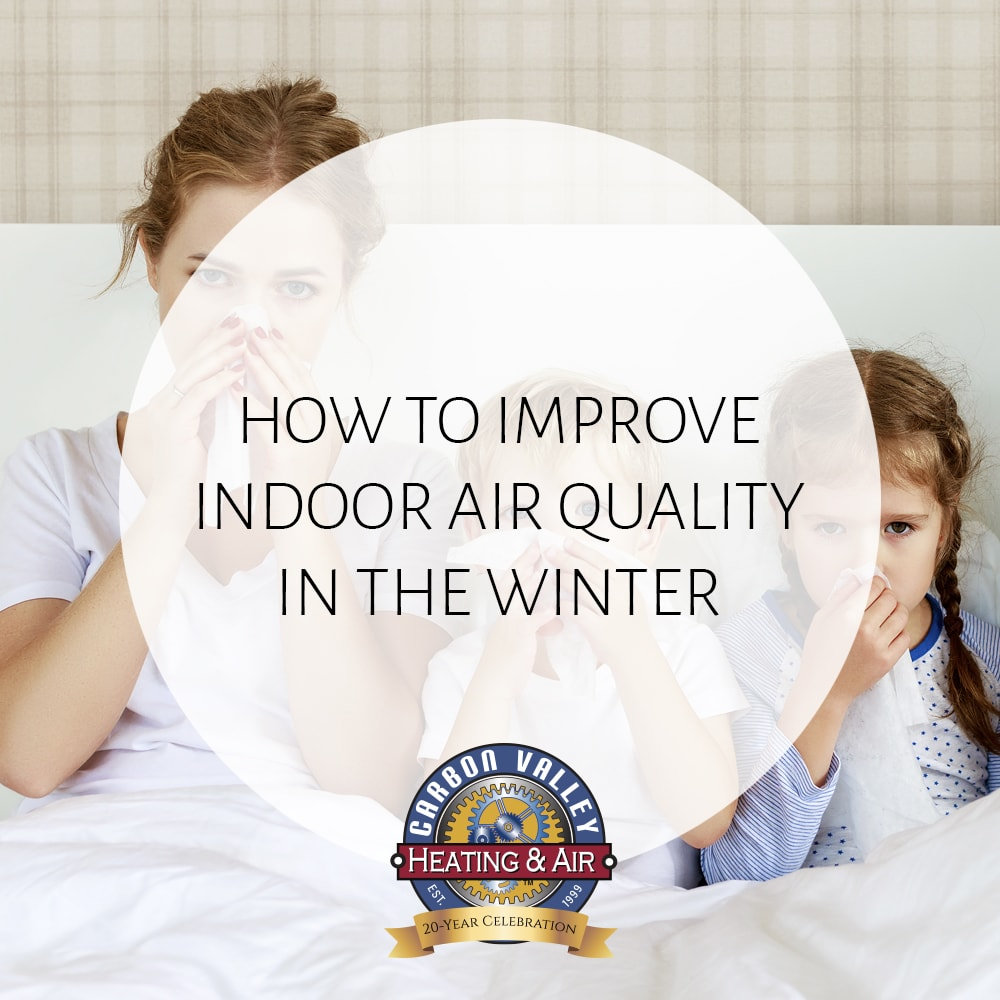improve indoor air quality.