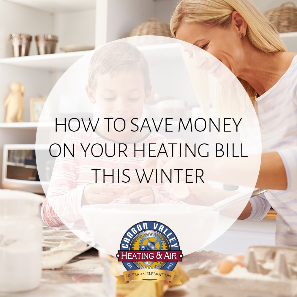 save money on heating.
