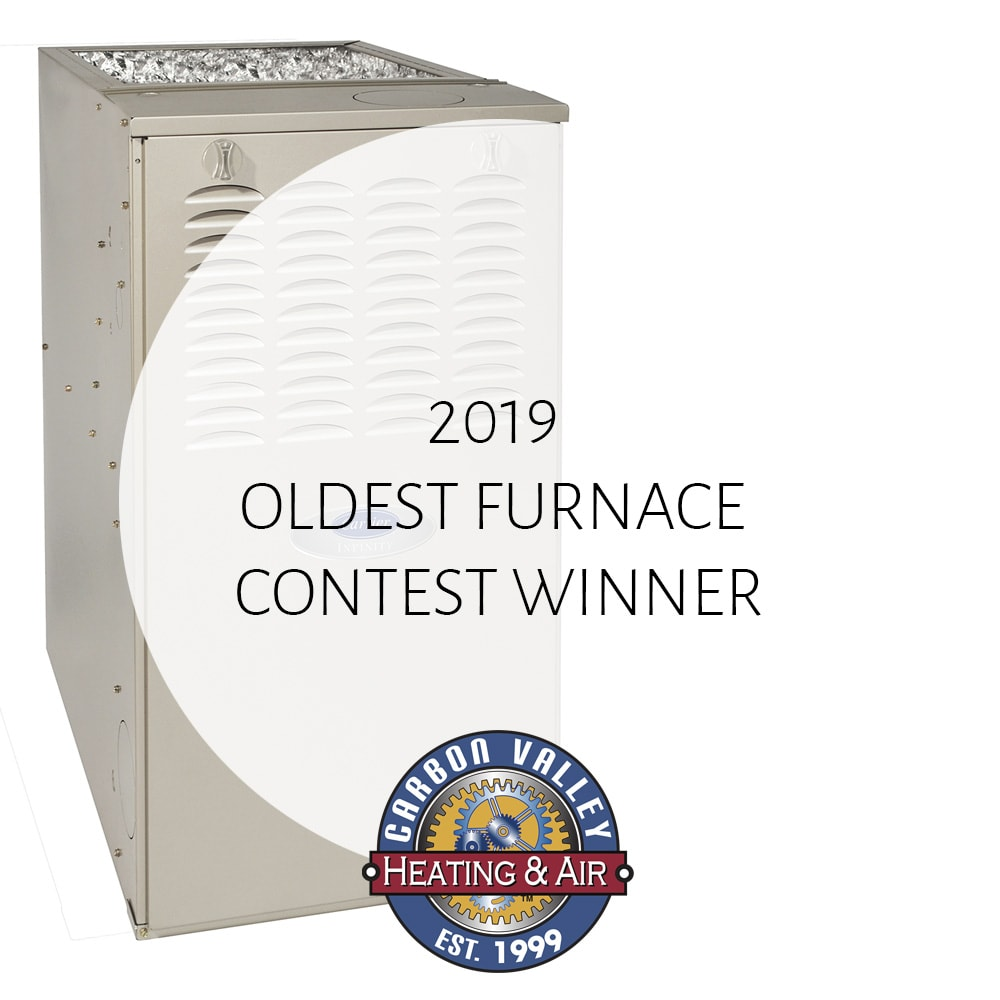oldest furnace contest winner title page.