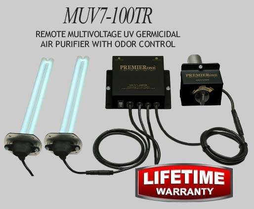 Premiere One MUV7-100TR