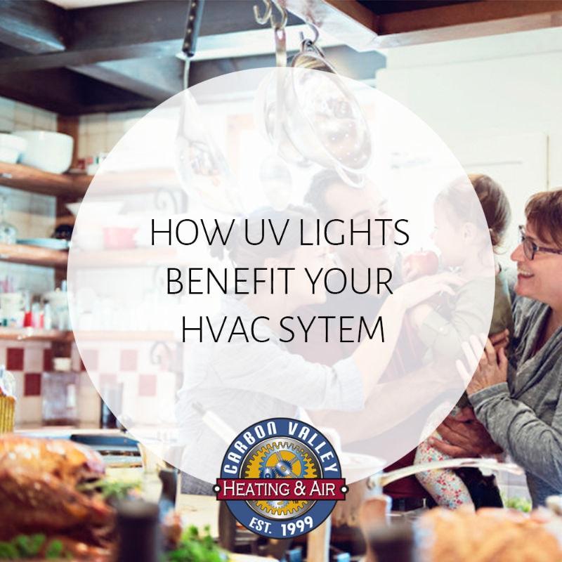 How UV Lights Benefit Your HVAC System