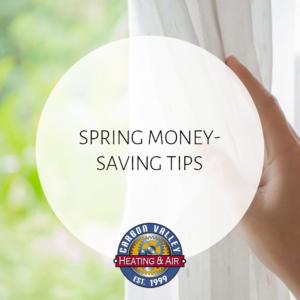 spring money-saving tips